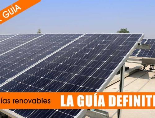 Todo lo que debes saber sobre la energía fotovoltaica.