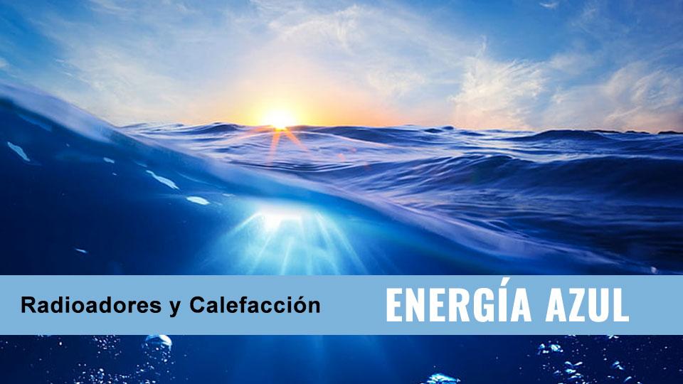 Energia Azul Calefacción Radiadores.